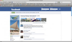Greenup Design on Facebook